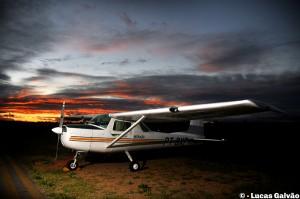 Foto do Cessna 150