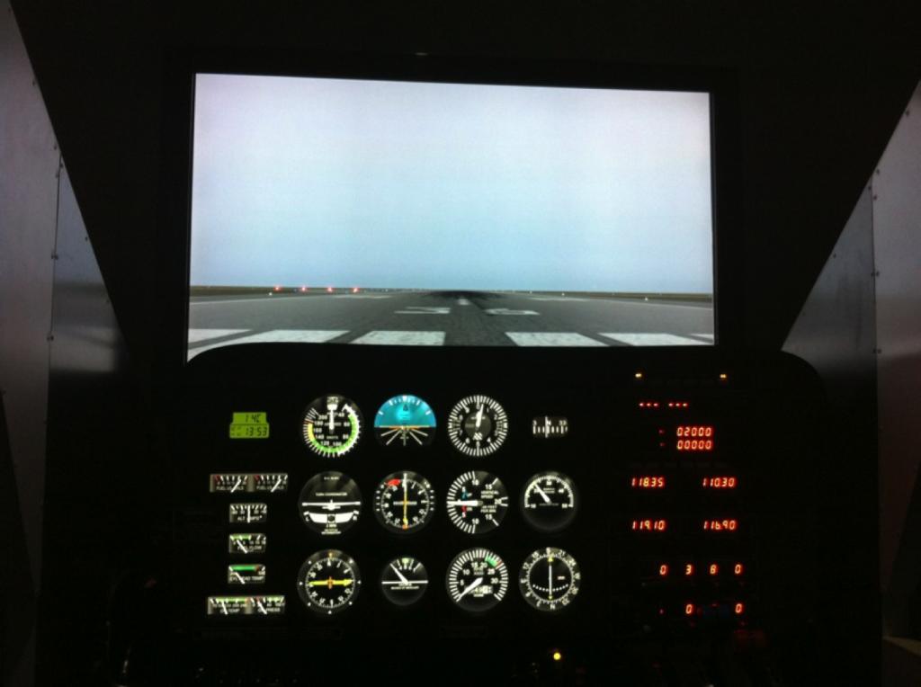 Simulador de Voo BrasFlight