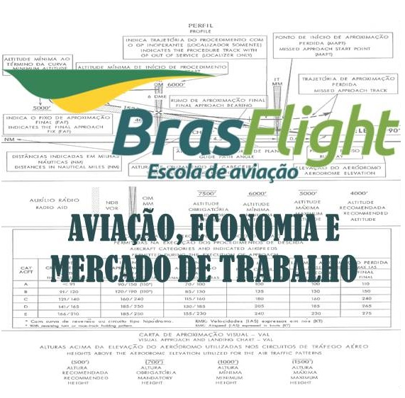 Mercado de aviação e suas oportunidades