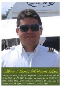 ALVARO Marcus Rodrigues Lima - Foto de Mural