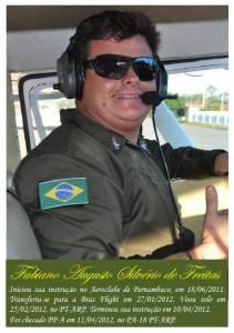 FABIANO Augusto Silvério de Freitas - Foto de Mural